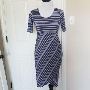 Jessica Simpson knit maternity dress small
